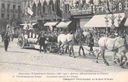 ANTWERPEN - Vrijmaking Der Schelde (1863 - 1913) - 51 - Voortbrengsels Van Europa - Antwerpen