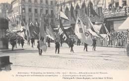 ANTWERPEN - Vrijmaking Der Schelde (1863 - 1913) - 54 - De Vlaggen Der Rechtsreeksche Zeevaartlijnen - Antwerpen