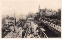 ANVERS - Embarcadère - Antwerpen