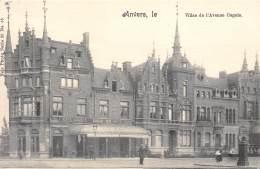 ANVERS - Villas De L'Avenue Cogels - Antwerpen