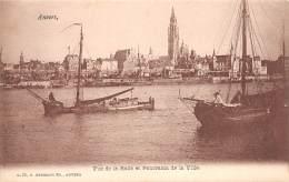 ANVERS - Vue De La Rade Et Panorama De La Ville - Antwerpen