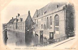 BRUGES - L'Hôpital Saint-Jean - Brugge