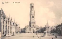 BRUGES - La Grand'place - Brugge