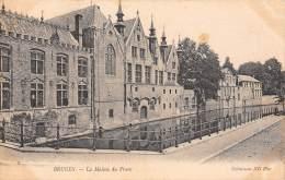 BRUGES - La Maison Du Franc - Brugge