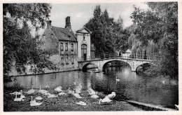 BRUGGE - Ingangspoort Van 't Begijnhof - Brugge