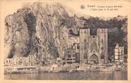 DINANT (Pendant La Guerre 1914-1918) - L'Eglise Après Le 23 Août 1914 - Dinant