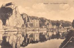 DINANT - La Citadelle Et La Meuse - Dinant