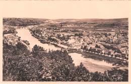 NAMUR - La Meuse Et Panorama De Jambes - Namur