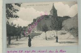 CP13  ARLES  Les Anciens  Remparts    M 2018 1057 - Arles