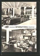 AK Magdeburg, Interhotel International, Interieurs - Non Classificati
