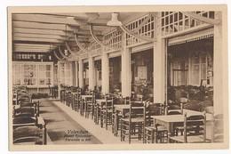 Volendam, Hotel Spaander, Interieur, ± 1930 - Volendam
