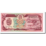 Billet, Afghanistan, 100 Afghanis, 1979-1991, 1979, KM:58a, NEUF - Afghanistan