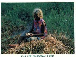 (361) Australia - (with Stamp And Postmark)  NT - Kakadu Native Women - Aborigènes