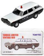 Toyota Crown Van LV-N1 64 A  Osaka Police 1972 ( Tomytec ) 1:64 - Other