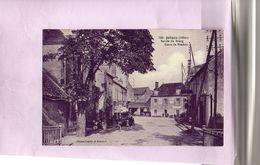 Carte Postale - JALIGNY - D03 - Entrée Du Bourg Route De Moulins - France