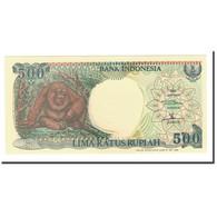 Billet, Indonésie, 500 Rupiah, 1992-2000, 1992-1999, KM:128h, NEUF - Indonesia