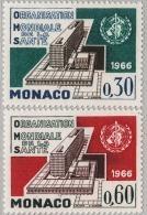MONACO 1966 - SERIE N° 703 Et 704 - 2 TP NEUFS** - Monaco