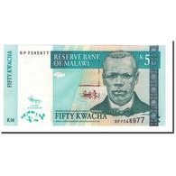 Billet, Malawi, 50 Kwacha, 2005, 2009-10-31, KM:53d, NEUF - Malawi