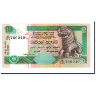 Billet, Sri Lanka, 10 Rupees, 2004, 2004-07-01, KM:108a, NEUF - Sri Lanka