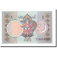 Billet, Pakistan, 1 Rupee, 1983, Undated, KM:27b, NEUF - Pakistan
