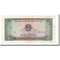 Billet, Viet Nam, 2 D<ox>ng, 1980 (1981), KM:85a, TTB+ - Vietnam