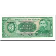 Billet, Paraguay, 100 Guaranies, L1952, KM:198a, NEUF - Paraguay