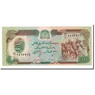 Billet, Afghanistan, 500 Afghanis, 1979-1991, 1979, KM:60a, NEUF - Afghanistan