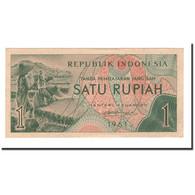 Billet, Indonésie, 1 Rupiah, 1961, KM:78, SUP+ - Indonesia