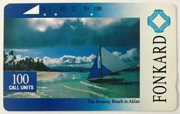 The Boracay Beach - Philippines