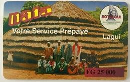 Tribesman - Guinea