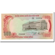 Billet, South Viet Nam, 500 D<ox>ng, 1972, Undated, KM:33a, NEUF - Vietnam