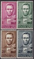 TOGO - Centenaire De La Mort D'Abraham Lincoln - Togo (1960-...)