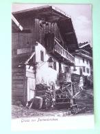 Germany 1900 - 1920 Postcard Partenkirchen - Brieven En Documenten
