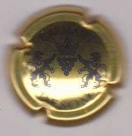 Capsule Mousseux ( Crémant DESOM Luxembourg ) {S13-18} - Mousseux