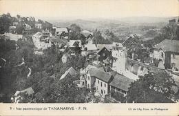 Madagascar, Vue Panoramique De Tananarive - Carte F.N. N° 9 Non Circulée - Madagascar