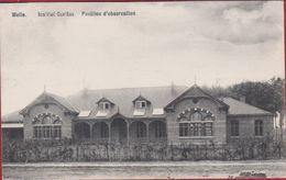 Melle Caritas Pavillon Pavillon D' Observation ZELDZAAM 1909 (in Zeer Goede Staat) - Melle