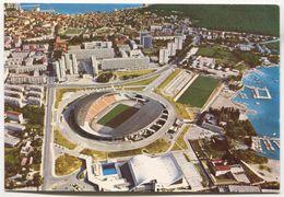 FOOTBALL / FUSSBALL / FUTBOL / CALCIO - NK HAJDUK STADIUM, STADION, SPLIT CROATIA - Fútbol