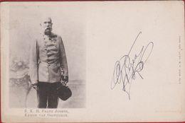 ZKH Franz Joseph Kaiser Von Österreich Keizer Van Oostenrijk  Haus Habsburg-Lothringen Royalty Empereur D'Autriche - Familias Reales