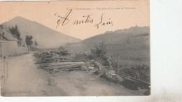 VILLARD DE LANS - CPA - VUE PRISE DE LA ROUTE DE CORRENCON - Villard-de-Lans