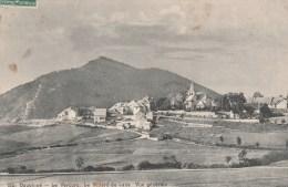 VILLARD DE LANS  - VUE GENERALE - DAUPHINE - LE VERCORS - CPA - 1909 - Villard-de-Lans