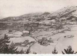 CPSM - VILLARD DE LANS - VUE GENERALE SOUS LA NEIGE - Villard-de-Lans