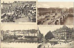 Lot De 250 CPA Etrangères - Postcards