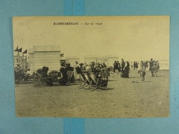 Blankenberghe Sur La Plage - Blankenberge