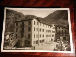 4221) COGNE ALBERGO MIRAMONTI VIAGGIATA 1950 AFFRANCATA CON 20 LIRE DEMOCRATICA - Italia