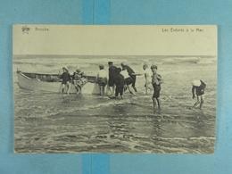 Knocke Les Enfants à La Mer - Knokke