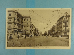 Knocke Avenue Lippens - Knokke