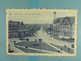 Knocke Zoute Perspective De L'Avenue Elisabeth - Knokke
