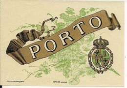 PORTO - Etiquettes