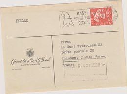 SUISSE - Bale - Postage Meters