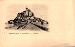 50 - MONT-SAINT-MICHEL - Côté Du Sud - Le Mont Saint Michel